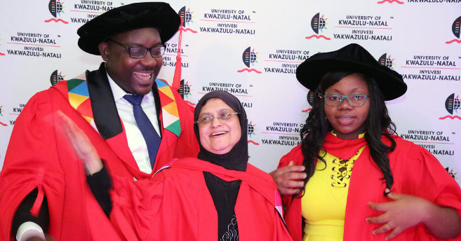 Cameroonian Couple Complete Ground-Breaking PhD Studies