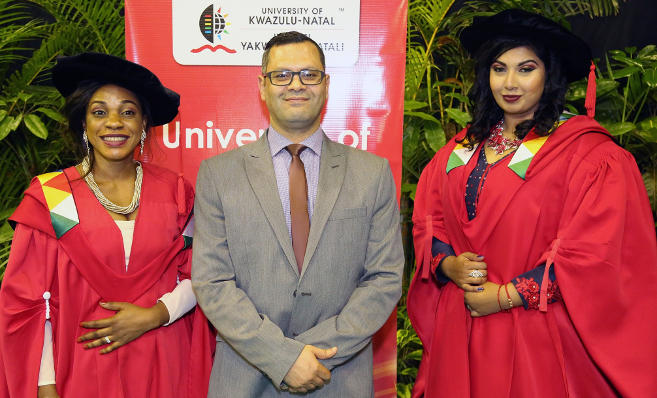 Doctoral Students Graduated by School of Health Sciences' Head