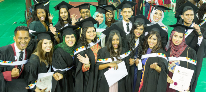 Record Number of Summa Cum Laude Graduates for School of Health Sciences
